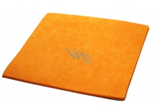 Clanax Petr Washing cloth nonwoven orange 60 x 70 cm, 180 g, 1 piece