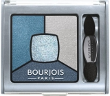 Bourjois Smoky Stories Quad Eyeshadow Palette oční stíny 11 E Blue Issant 3,2 g