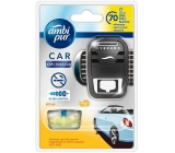 Ambi Pur Car Anti Tobacco Citrus osvěžovač vzduchu do auta strojek s náplní 7 ml