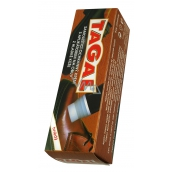 Tagal brown self-polishing protective cream for shoes 50 g