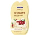 Freeman Feeling Beautiful 4in1 Apple cider vinegar Clay foaming face mask 15 ml