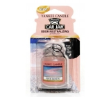 Yankee Candle Pink Sands - Pink sands gel goggles in car 30 g