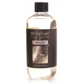 Millefiori Natural White Musk - White Musk Lotion for Fragrance Straw 500 ml