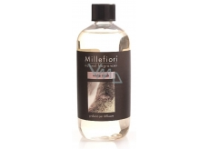 Millefiori Milano Natural White Musk - White musk Diffuser refill for incense stalks 500 ml