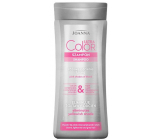 Joanna Ultra Color System Pink shampoo for blonde, lightened and gray hair 200 ml