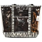 Diva & Nice Beach bag Zebra 45 x 15 x 33 cm TB4016