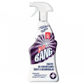 Cillit Bang Bleach & Hygiene universal cleaner for bleaching and purity 750 ml spray