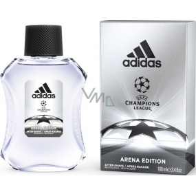 Adidas UEFA Champions League Arena Edition 100 ml mens aftershave