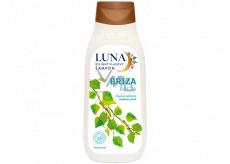 Alpa Luna Birch herbal hair shampoo, reduces excessive hair oiling 430 ml