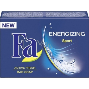 Fa Energizing Sport Solid Toilet Soap 90 g