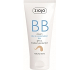 Ziaja BB Cream Fatty, Mixed Skin tone natural SPF15 50ml 8351