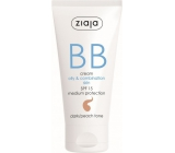 Ziaja BB cream Greasy, mixed skin tone dark SPF15 50ml 8375