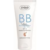 Ziaja BB cream Greasy, mixed skin tone dark SPF15 50ml 8375