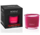 MF.Natural Scented Candle 180g / Grape Cassis