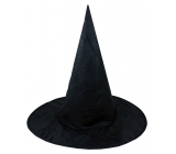 Black witch hat for adults
