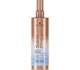 Schwarzkopf Professional BlondMe Instant Blush Blonde Beautifier Steel Blue toning spray for blonde hair 250 ml