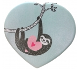 Mirror heart sloth