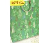 Nekupto Gift paper bag large 32,5 x 26 x 13 cm Christmas 1814 50 WBL