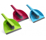 Söke Economic Set of brooms with a shovel with a rubber strip 1 piece
