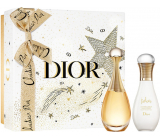 Christian Dior Jadore perfumed water for women 50 ml + body lotion 75 ml, gift set