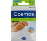 Cosmos Kids Waterproof patch with children's motives 6 x 10 cm 10 pieces