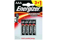 Energizer Battery AAA LR03 1.5V 4pcs