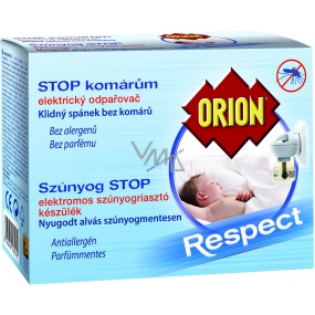 Orion Stop mosquito electric mosquito vaporizer set 30 ml