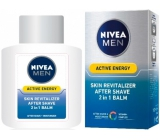 Nivea Men Active Energy revitalizing after shave balm 2 in 1 100 ml