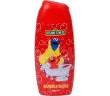 Sesame Street pěna do koupele 400 ml
