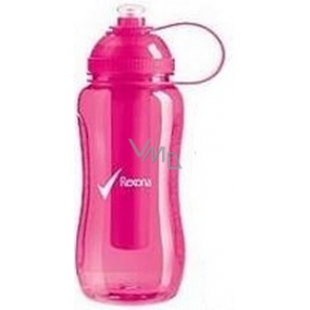 Rexona Sports plastic bottle with cooling insert pink 500 ml