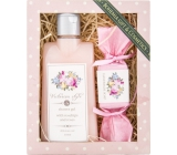 Bohemia Gifts Victorian Style shower gel 200 ml + handmade soap 30 g, cosmetic set