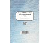Original BD Crown microfiber cloth 30 x 35 cm