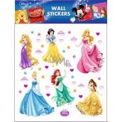 Room Decor Wall Stickers Disney Princesses 30 x 30 cm