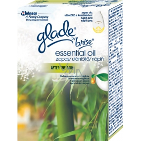 Glade Essential Oil After The Rain electric air freshener refill 20 ml
