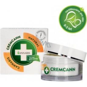 Annabis Cremcann Omega 3-6 natural detoxifying skin cream 50 ml