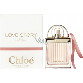 Chloé Love Story Eau Sensuelle Eau de Parfum for Women 50 ml