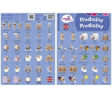 Ditipo Language Memory Prepositions English 297 x 222 mm