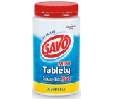 Savo 3in1 Mini Complex Chlorine Tablets for Pool Disinfection 800 g