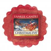 Yankee Candle Christmas Eve - Štědrý večer vonný vosk do aromalampy 22 g