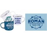 Albi Tin mug named Roman 250 ml