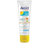 Astrid Sun Baby opal.OF 30 cream 75ml 0624