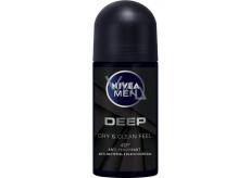 Nivea Men Deep antiperspirant deodorant roll-on 50 ml