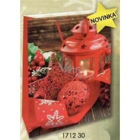 Nekupto Gift paper bag 46 x 33 x 10.5 cm Christmas 1712 30 WBXL