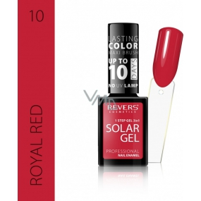 Reversing Solar Gel Nail Polish Shade 10, 12 ml