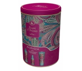 Tesori d Oriente Ayurveda eau de toilette 100 ml + shower gel 250 ml + bath foam 500 ml, for women gift set