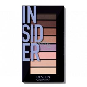 Revlon Looks Book Palette long-lasting highly pigmented eye shadow 940 Insider 3.4 g