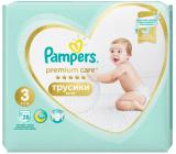 Pampers Premium Care size 3, 6-11 kg diaper panties 28 pieces