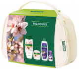 Palmolive Naturals Milk & Almond Shower Cream 500 ml + Milk & Almond Liquid Soap 300 ml + Softly Liss Hair Shampoo 350 ml + Lady Speed Stick Fresh & Essence antiperspirant roll-on 50 ml, cosmetic set