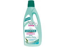 Sanytol Eucalyptus disinfectant cleaner for floors and surfaces 1 l