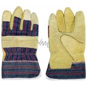 Spokar Pork leather gloves working 1 pair